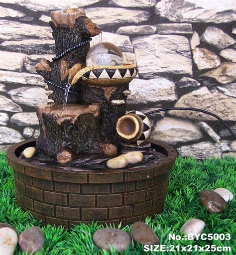 fontane da tavolo fontane da tavolo della decorazione giardino dei