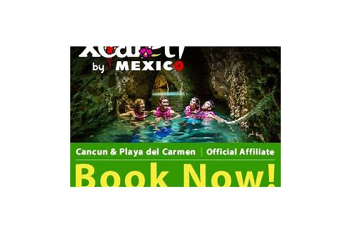 xcaret eco theme park coupons