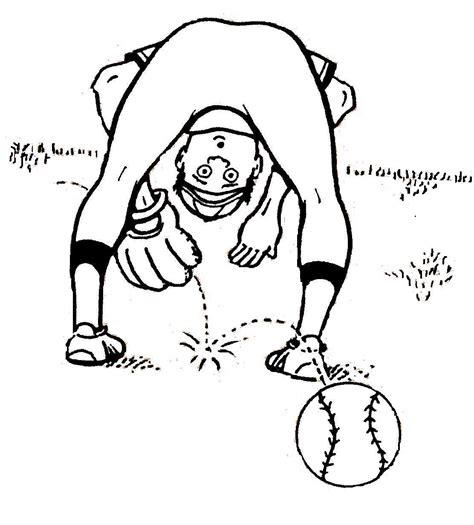 baseball girl coloring page free printable softball coloring pages coloring home