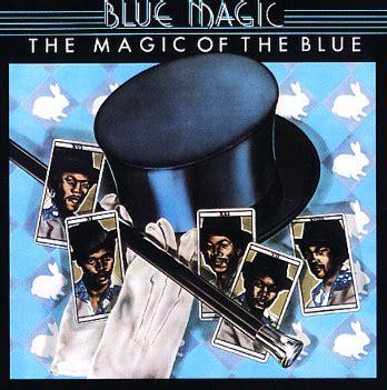 blue magic : magic of the blue (lp, vinyl record album