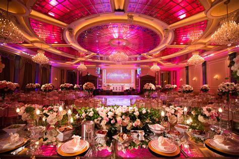 wedding ceremony and reception in los angeles ca los angeles banquet taglyan complex grand ballroom