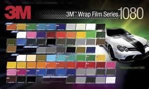 3m vinyl colors 3m vinyl wraps midwest autobahnd