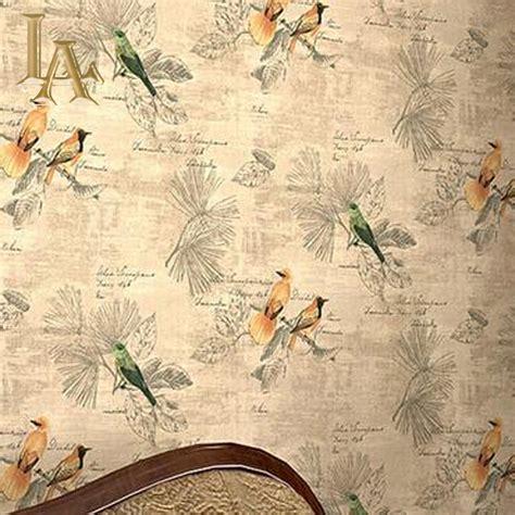 bird wallpaper for walls bird wallpaper for walls vintage wallpaperhdc com