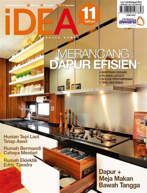 Jual Majalah Idea Ed 140 2015 jual majalah idea ed 143 2015 scoop indonesia