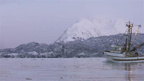 Homer Alaska Commercial Fishing Boats | commercial fish processing dock in homer alaska in