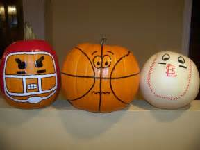 Easy Halloween Arts And Crafts For Kids - sports pumpkin pumpkin pretty pinterest