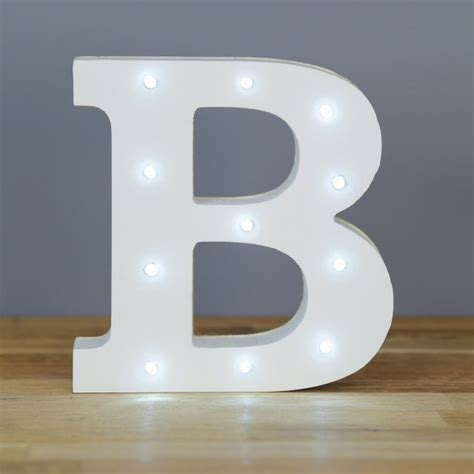 b home decor light up letter b home decor barbours