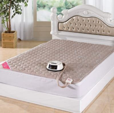 heating pad for bed aqua bed warmer t series heated mattress pad from gu