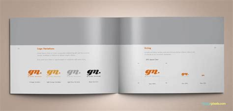 290 best images about brand book templates on pinterest