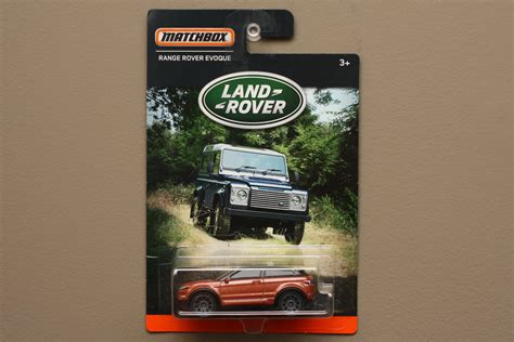matchbox range rover matchbox 2016 land rover series range rover evoque