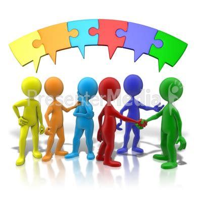 teamwork puzzle clipart | clipart panda free clipart images