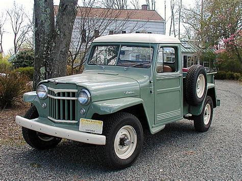 1956 willys jeep for sale hopewell new jersey