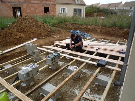 terrasse xyltech faire une terrasse en bois sur parpaing zimerfrei
