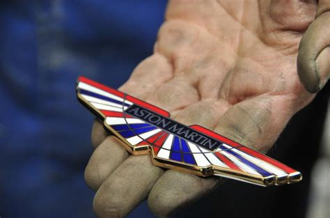 Where Are Aston Martins Made by How Do They Make Aston Martin Badges Autocar