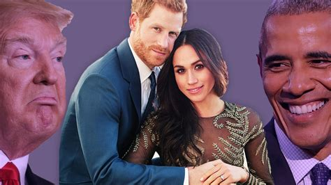 Are The Obamas Invited To Prince Harry S Wedding