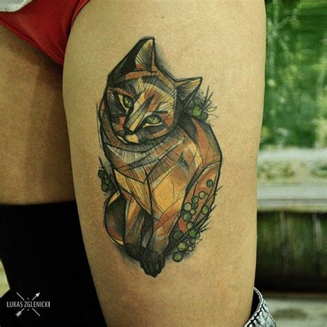 tattoo ginger cat 1000 images about animais on pinterest lion tattoo