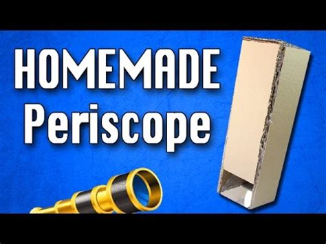 How To Search For On Periscope How To Make A Periscope Periscope Diy