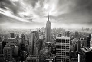 Exceptional Deco Chambre New York #10: Papier-peint-new-york-noir-et-blanc.jpg