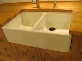 porcelain farmhouse sinks kitchen