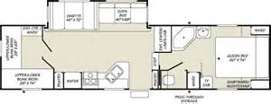 fleetwood 5th wheel floor plans prowler regal fifth wheel floor plans autos post