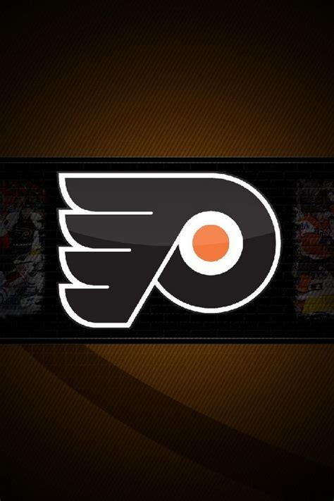 Philadelphia Flyers L by Philadelphia Flyers Iphone Ipod Touch Android Wallpapers Backgrounds Themes
