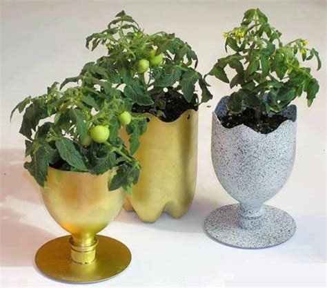 Pot Gantung Bunga Gardenia No 6 blognya deny s cara membuat kerajinan tangan pot bunga