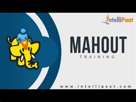 frequent pattern mining youtube mahout training classes online mahout certification
