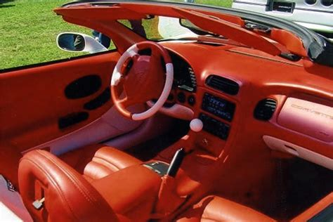 Consign It Home Interiors by 2000 Chevrolet Corvette Custom Convertible 132879
