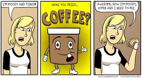 Hive FM: Coffee Break   funny web comic