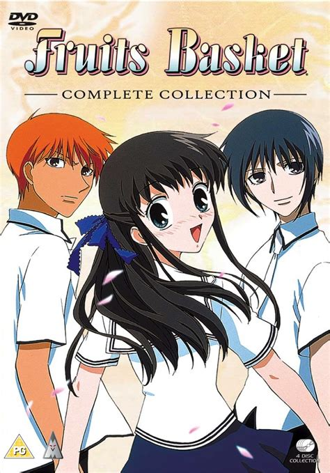 Fruit Basket Anime Review Dvd Review Fruits Basket The Anime Chronicle
