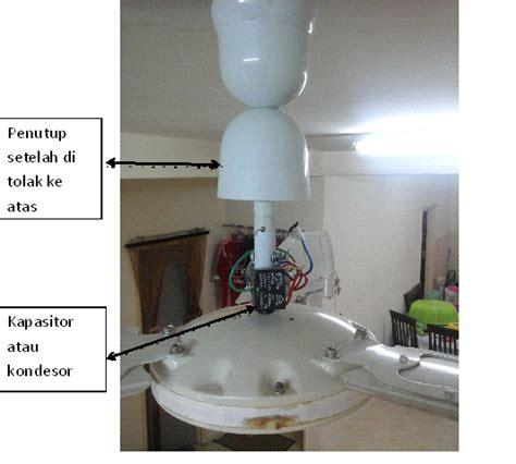 gambar kapasitor kipas siling isea elektrik cara baiki kipas siling kerosakannya adalah berpusing perlahan