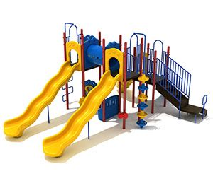 Durable, Safe School Playground Equipment & Sets   Low