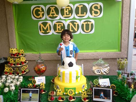 team themed events soccer theme party my creations pinterest soccer