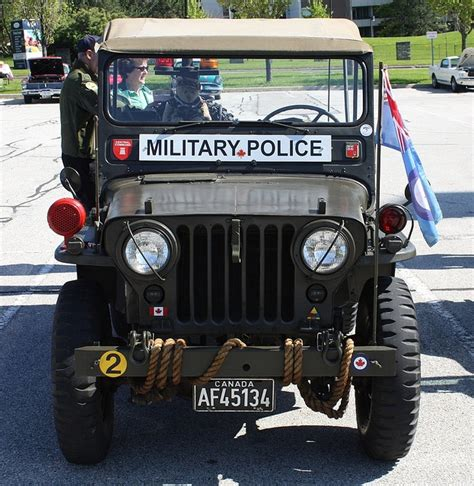 police jeep 1951 willys jeep military police steve burgess pins
