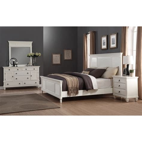 kingdom white 3 piece queen size bedroom set by cdecor bedroom sets a collection by sandy favorave