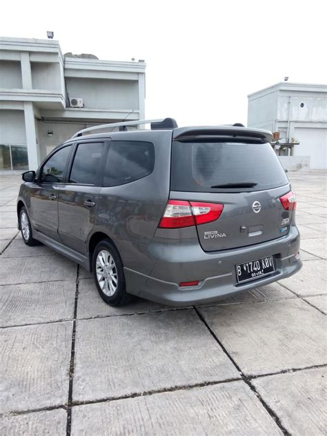 Nissan Grand Livina Hws 2013 by Nissan Grand Livina 1 5 Hws Grey 2013 Matic Tdp 12 Jt