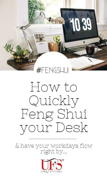 Feng Shui Tips For Office Desk 17 Best Images About How To Feng Shui Your Space On