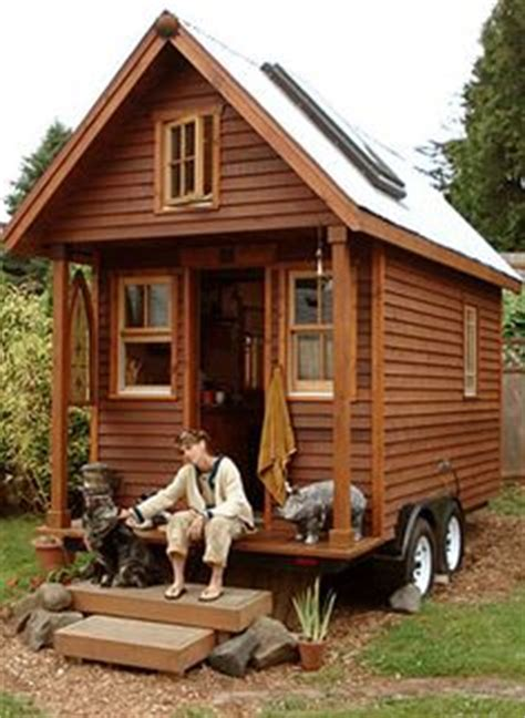 little house on wheels tiny houses on pinterest tiny house tiny homes and