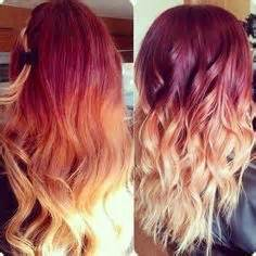ombre weave hair st 1000 images about red pink ombre hair styles extensions