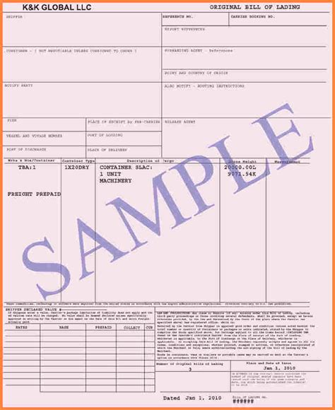 shipping bill cancellation letter 10 shipping bill for export letter bills