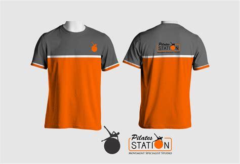 Baju Olahraga sribu office clothing design design baju seragam