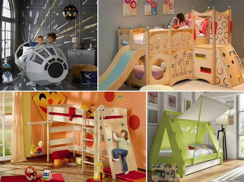 Tree House Bunk Beds 15 Coolest Kids Bed To Surprise Your Kids Design Swan