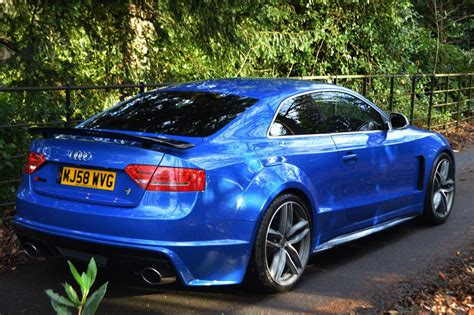 audi a5 modified audi rs5 quattro replica for deceivingly super fast looks
