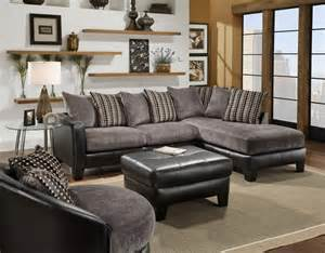 Black Microfiber Sectional Sofa With Chaise Sectionals And Chaise Home Decoration Ideas