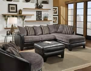 black microfiber sectional sofas loveseats chaises ebay