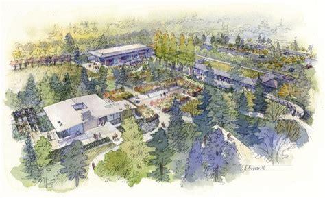 Bellevue Botanical Garden Map Bellevue Botanical Garden Kundig Architects Archdaily