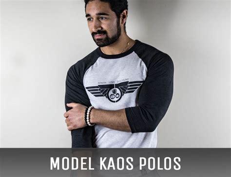 Kaos Edge Model 2 jenis bahan kaos di dunia sablon digital dan manual