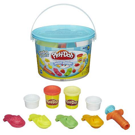 Play Doh Mini Tool Teddy play doh sweet shoppe sundae treats mini hasbro play doh creative toys at