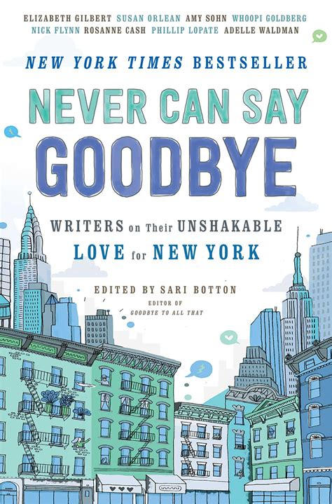 goodbye isn t goodbye books never can say goodbye book by sari botton official