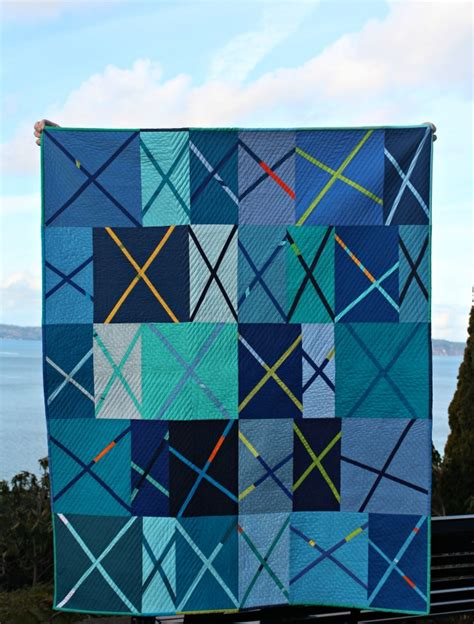 Seattle Quilt Company by Seattle Modern Quilt Guild